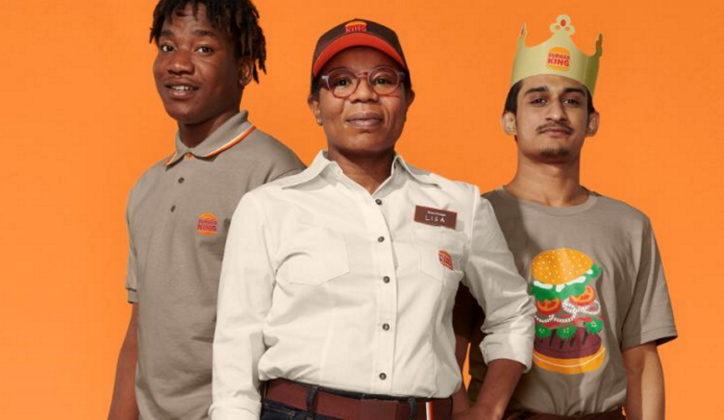 Burger King Employees Image