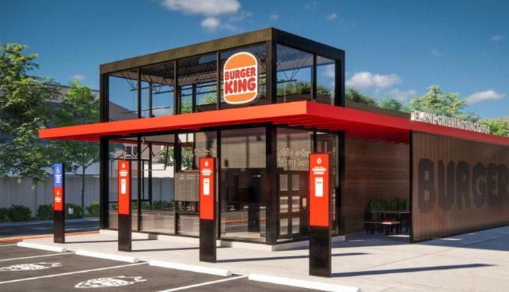 Burger King Restaurant Image
