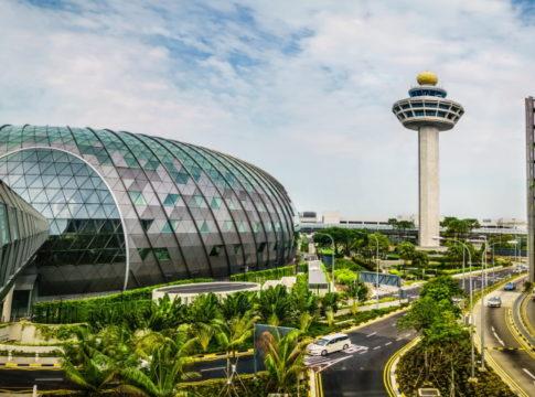 Changi Airport Image