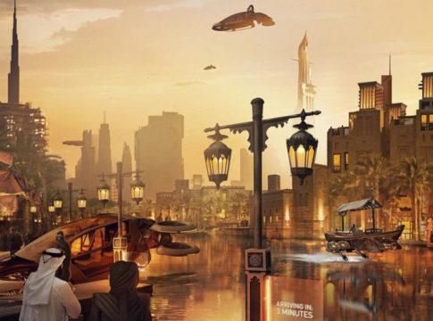 Future of Dubai Image