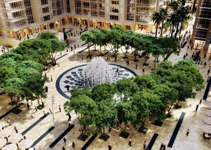 Ithara Dubai Deira Project Image