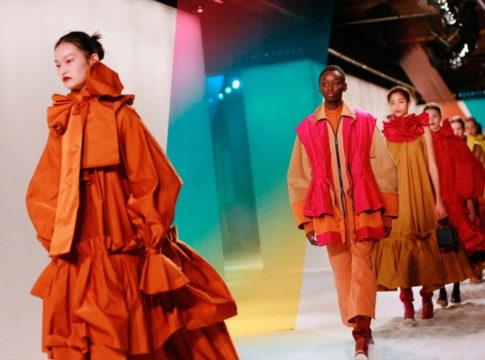 London Fashion Week Image