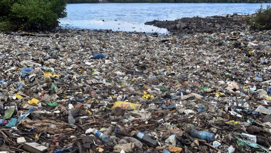 Plastic Waste Image