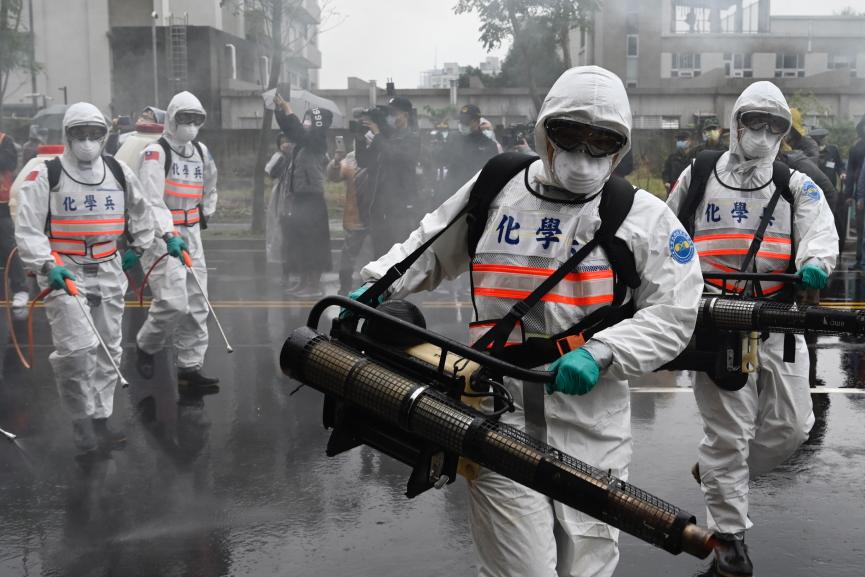 Taiwan COVID-19 Response Image