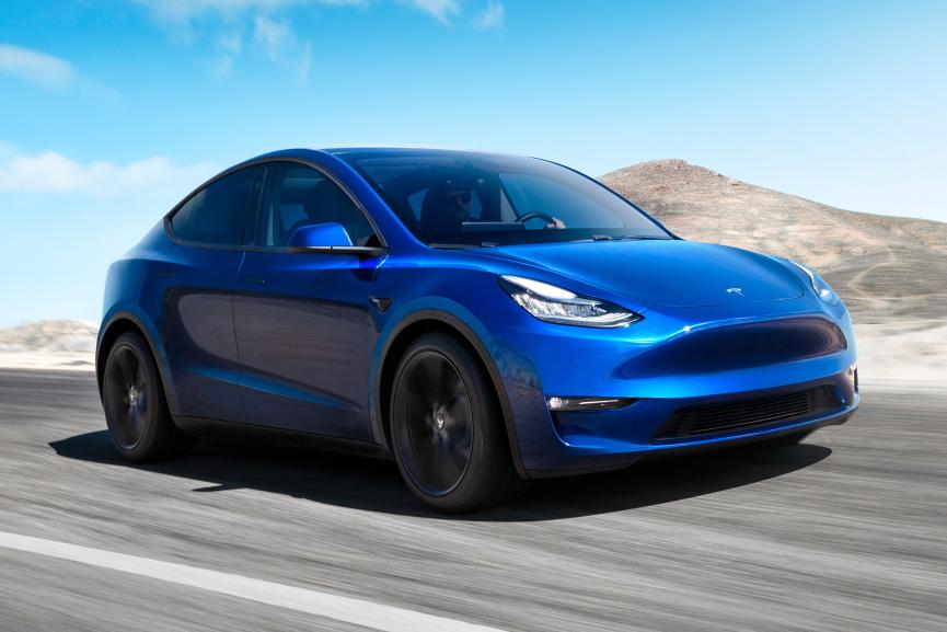 Tesla Model Y SUV Image
