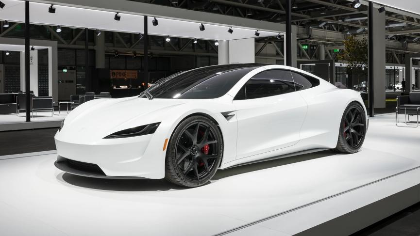Tesla Roadster image