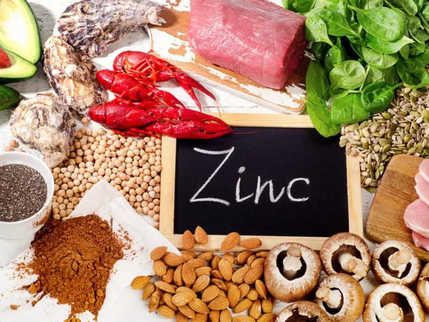 Zinc Rich Food Image
