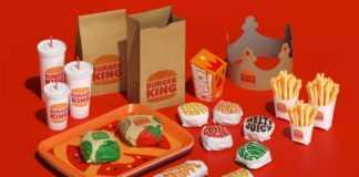 Burger King Brand Refresh Image
