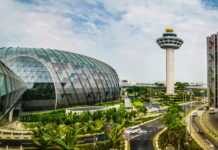 Changi Airport Image