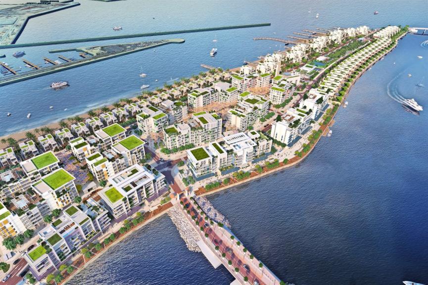 Gewan Island Qatar Image