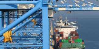 Khalifa Port Image