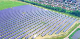Landfill Solar Project Image