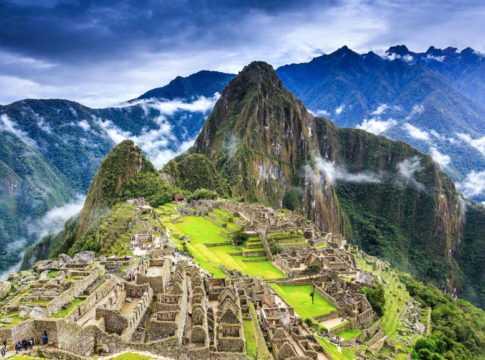 Machu Picchu Image