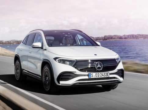 Mercedes-Benz EQA Image