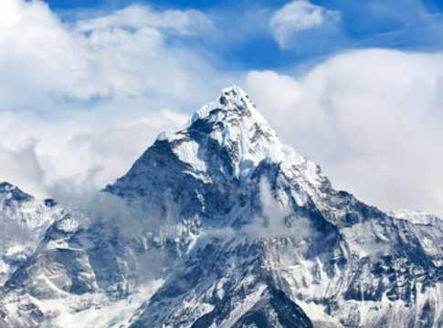 Mt Everest Image