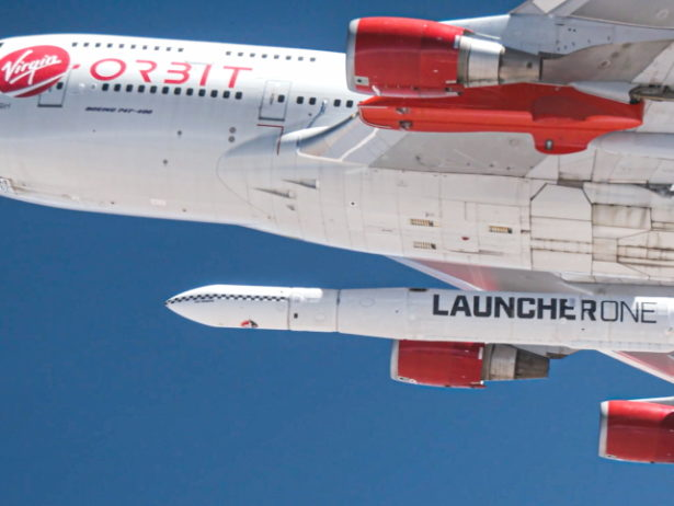 Virgin Orbit Image