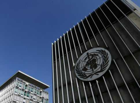 WHO Headquarters Image