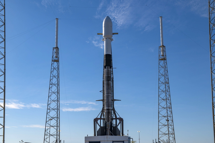 SpaceX Launch Image
