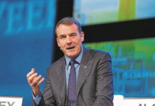 Bernard Looney BP CEO Image