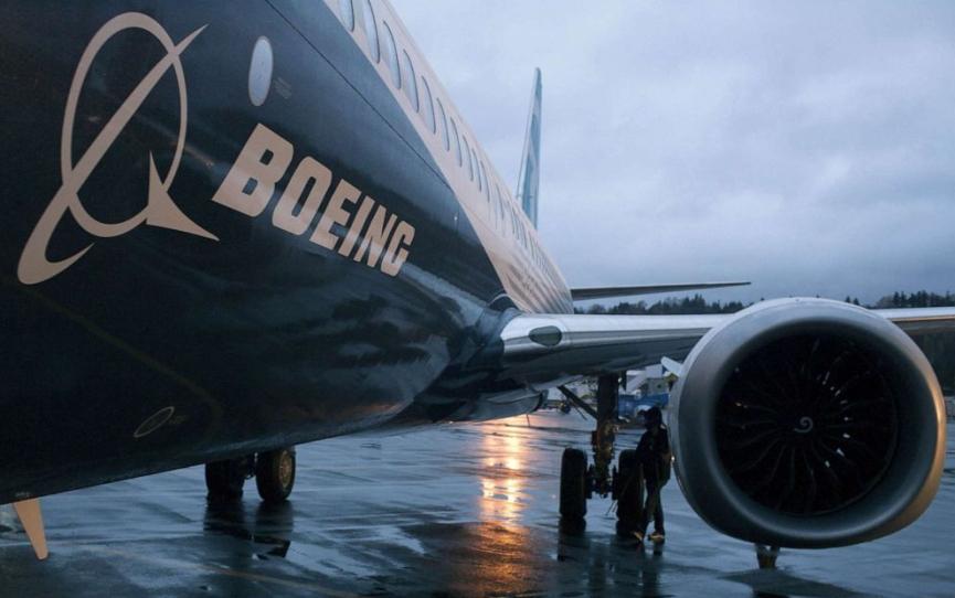 Boeing Image