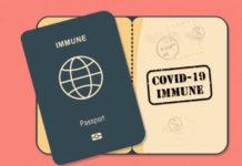 COVID-19 Passport Image