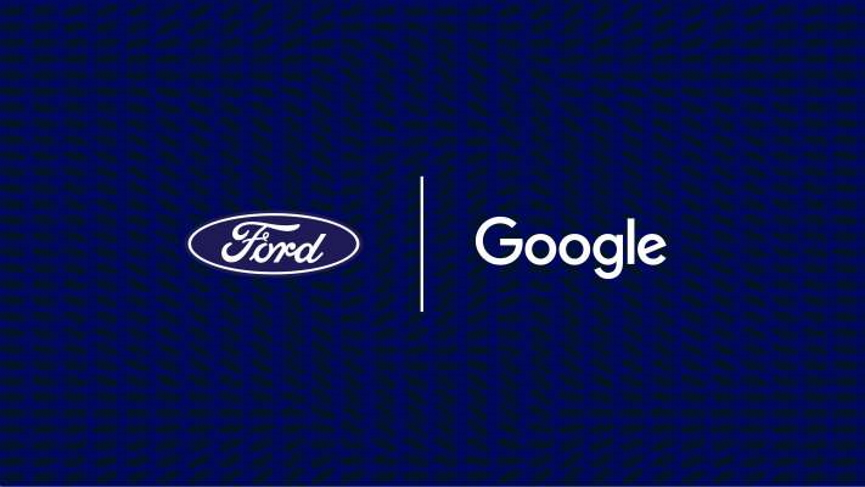 Google and Ford Image