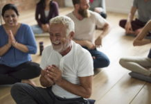 What are the benefits of 'Laughter Yoga'?