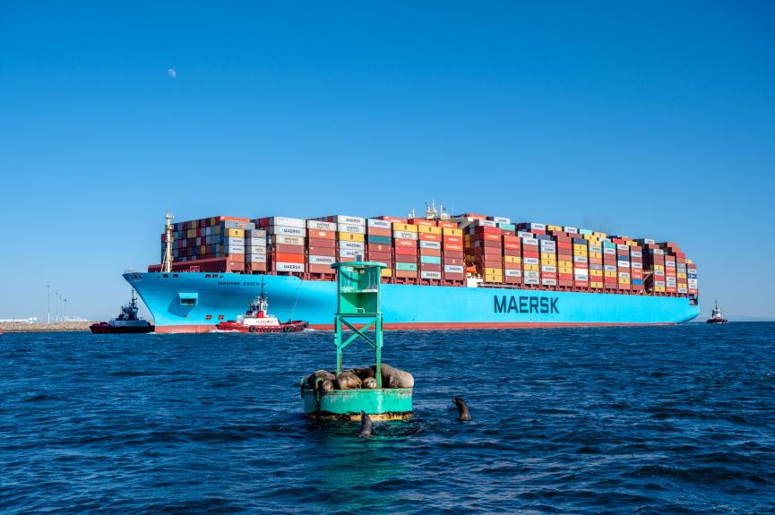 Maersk Image