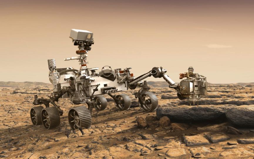 NASA's Perseverance Image