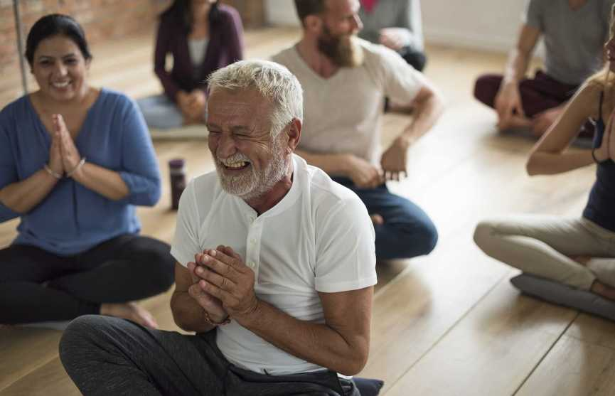 Laughter Yoga Image