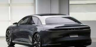 Lucid Motors Image