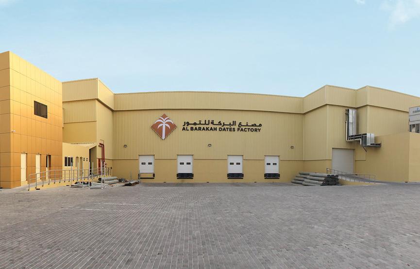 Al Barakah Dates Factory