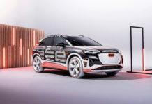 Audi Q4 eTron Image
