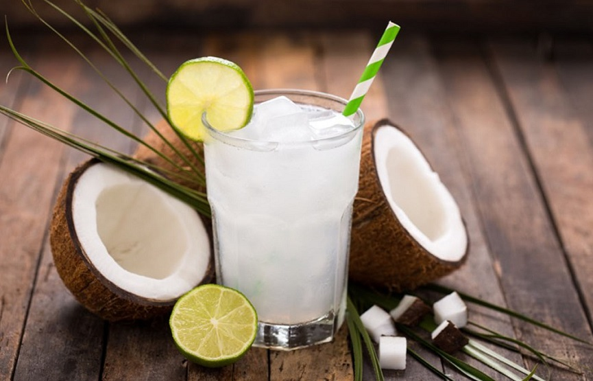 Coconut Electrolyte Drink