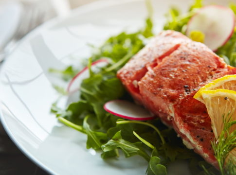 Fish Dish Image