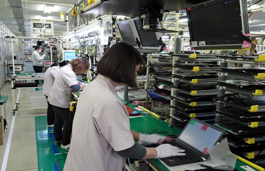 Laptop Manufacturing