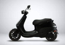 Ola eScooter Image