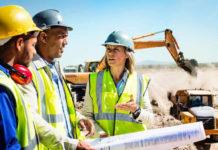 Oman Industrial City Construction Image