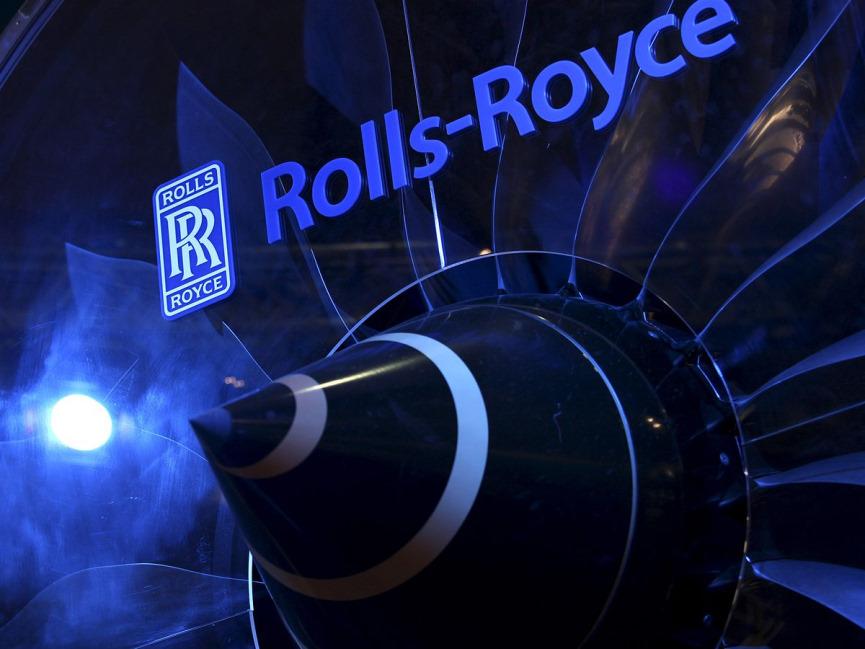 Rolls Royce Image