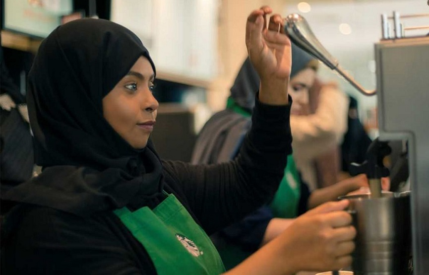 Saudi Female Workforce