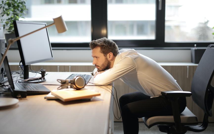 Sedentary Lifestyle Image
