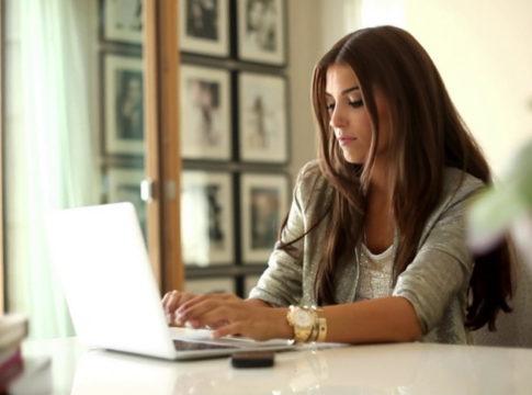 Working Woman Image