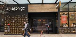 Amazon Go Store Image