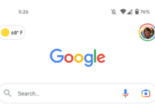 Google Lens gets a new look; Reflects its camera functionality