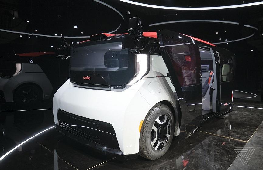 Cruise Robotic Car