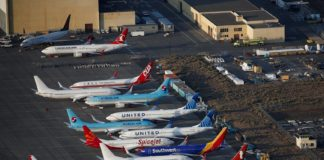 DAE'S 737 MAX Jets
