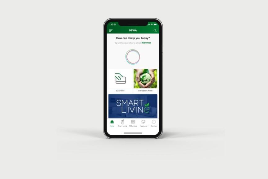 DEWA Smart Living App
