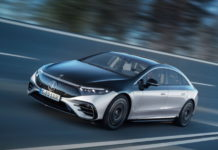 Daimler EQS Image