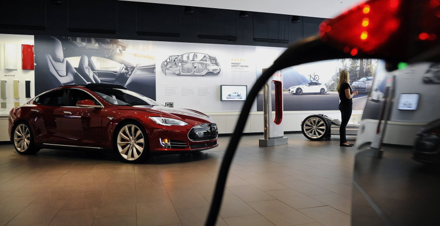 Electric Car Image