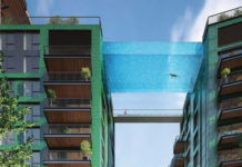 Sky Pool Image